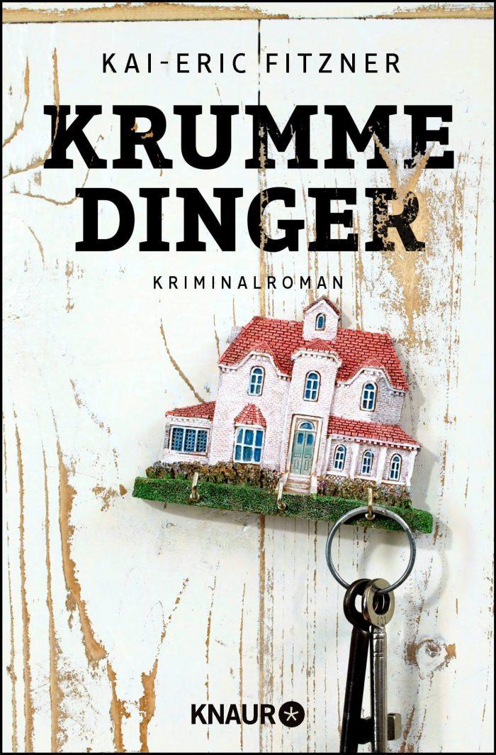 Cover des Romans Krumme Dinger